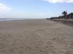Playa de Altata. Cerca de Culiacán.