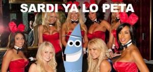 Parodia Sardi