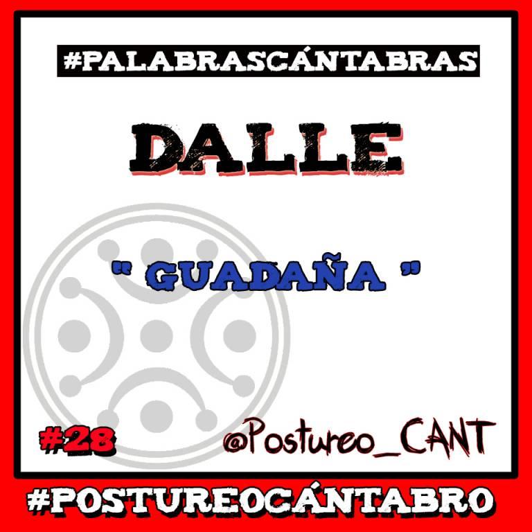 Dalle (Guadaña) - Palabras Cántabras