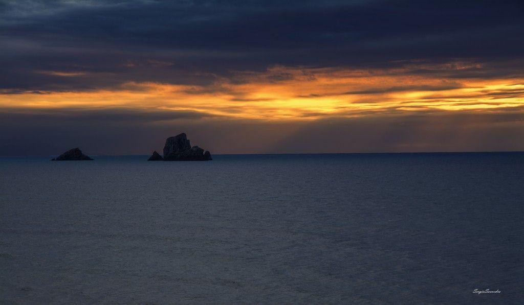 El horizonte desde Valdearenas