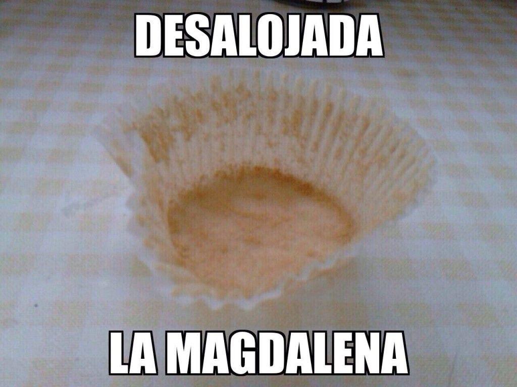 Desalojada la Magdalena