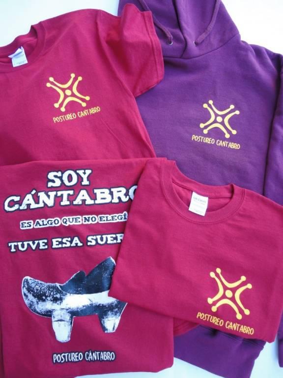 Merchandising Postureo Cántabro