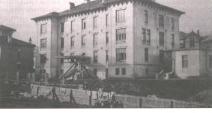 Sanatorio Doctor Madrazo de Santander