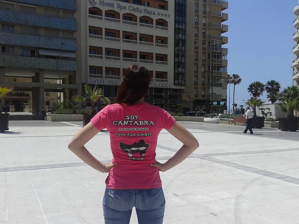 Arantxa en Cádiz