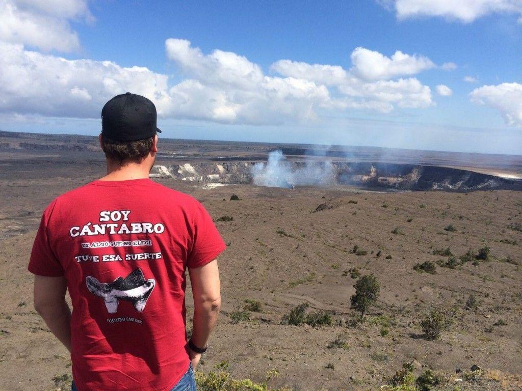 Jorge Lastra desde Hawaii con amor