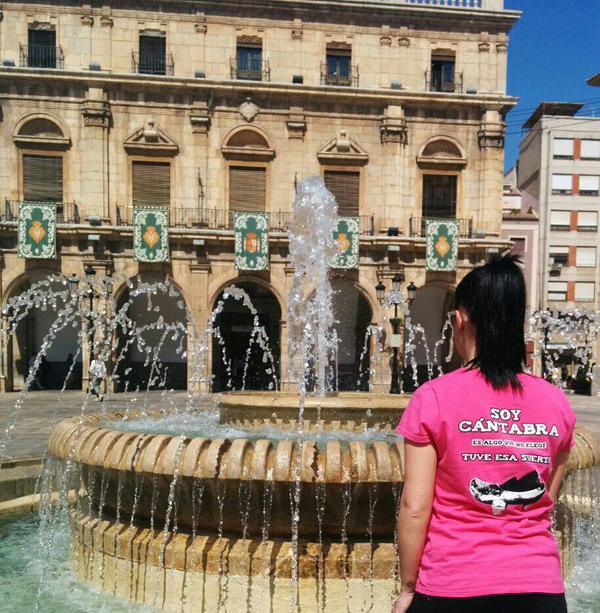 Rocío en Castellón