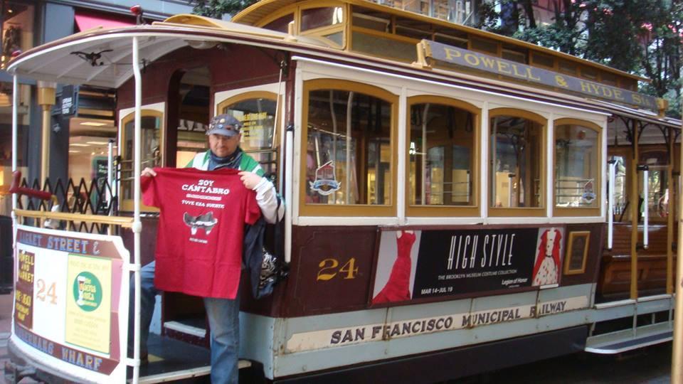 Juan Carlos en San Francisco