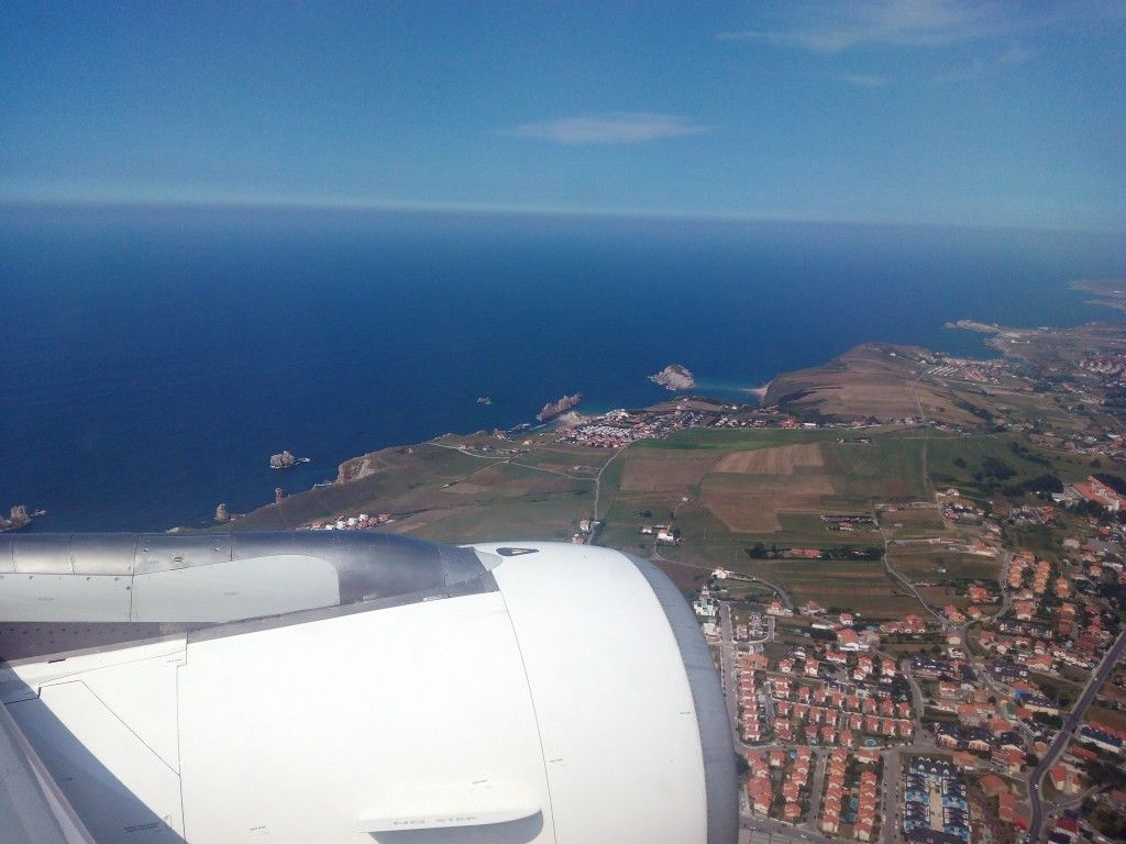 Costa Quebrada desde el aire III