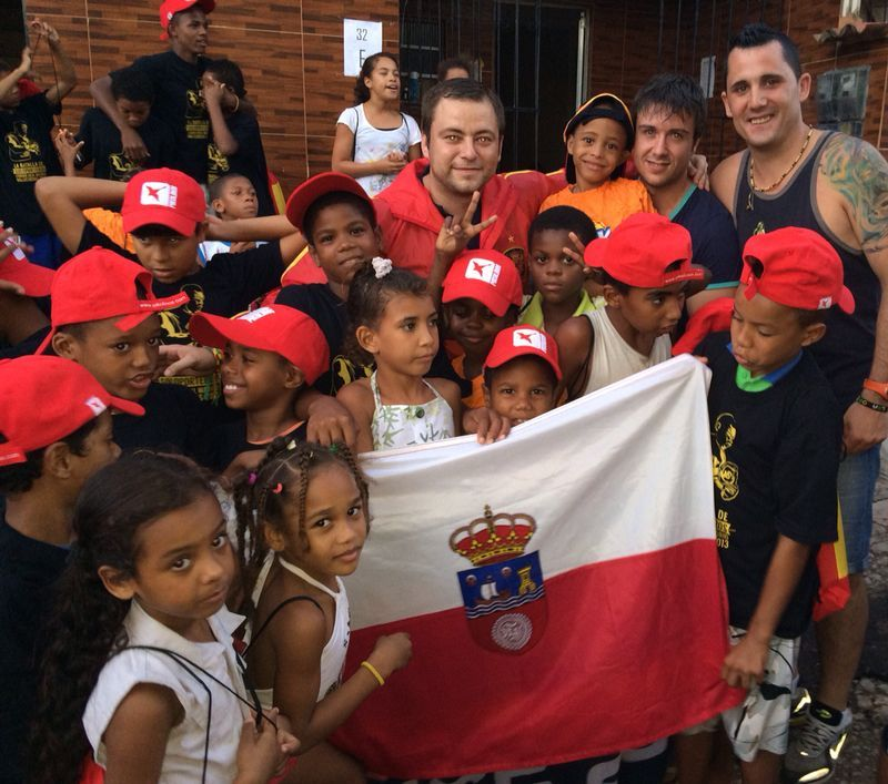 Favela Salvador de Bahía