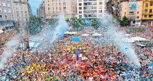 Semana Grande de Santander 2014