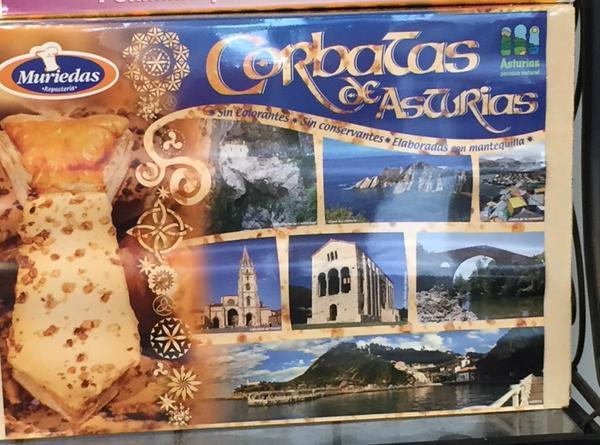 Corbatas asturianas vía @Montesvindios