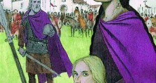 Adosinda, nieta de Don Pelayo