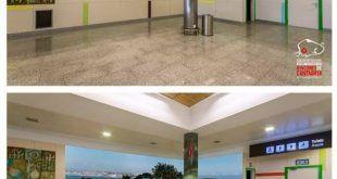 Terminal Aeropuerto Seve Ballesteros Santander