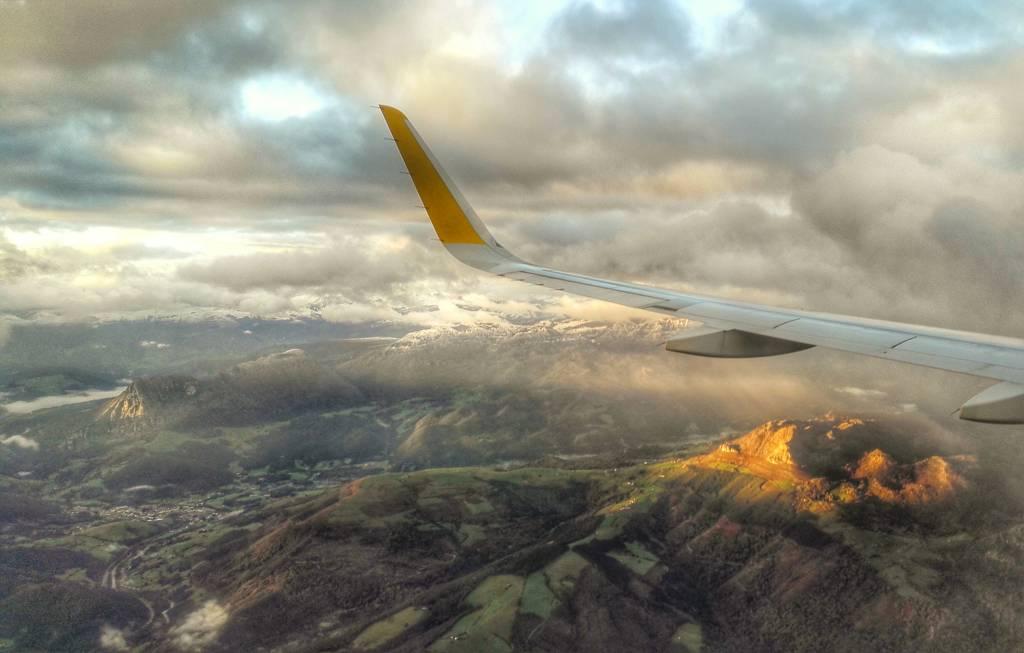 Aterrizaje Cantabria
