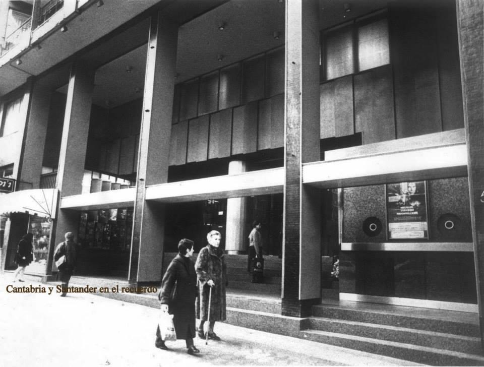 Cine Capitol de Santander