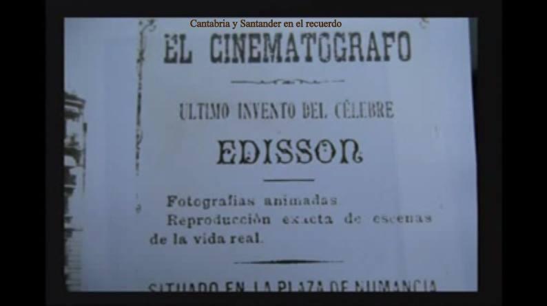 El cinematografo (Plaza de Numancia)