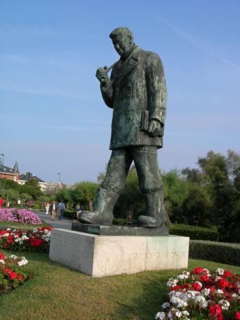 Monumento a José del Río (El Botas)