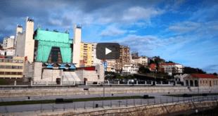 Timelapse otoño en Santander