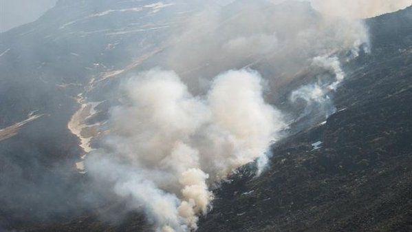 Cantabria arde