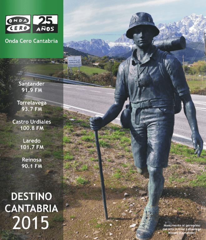 Destino Cantabria 2015 - Onda Cero Cantabria