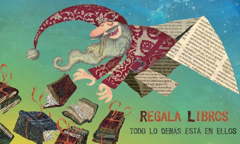 Regala libros por Navidad - actualidadliteratura.com