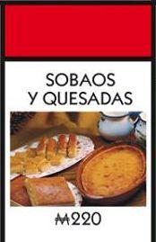 SOBAOS Y QUESADA