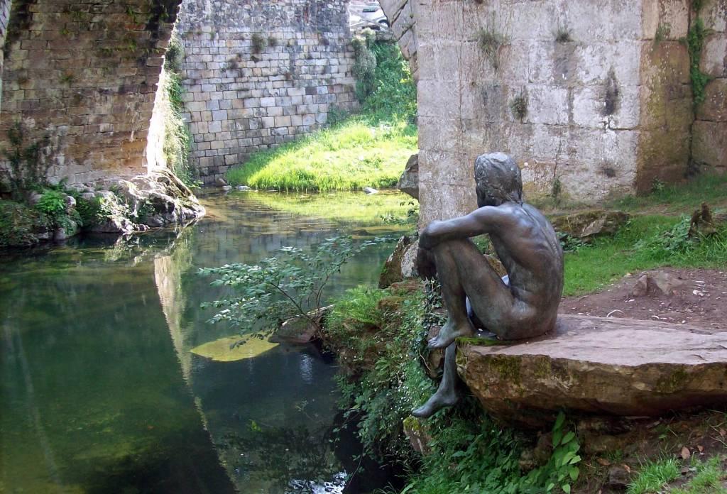 El Hombre Pez de Liérganes (Cantabria)