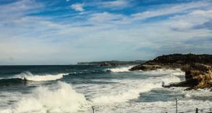 Ciclogénesis explosiva en Santander (Cantabria)