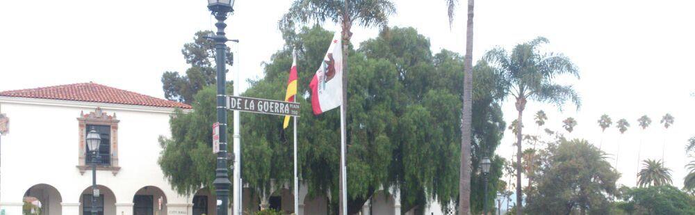 Calle de la Guerra en Santa Bárbara