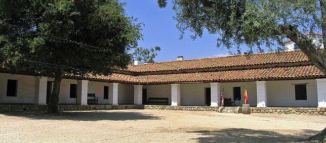 Casa de la Guerra en Santa Bárbara