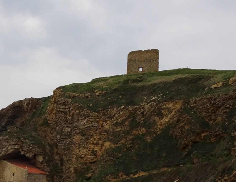 Mota Justa o atalaya de San Telmo