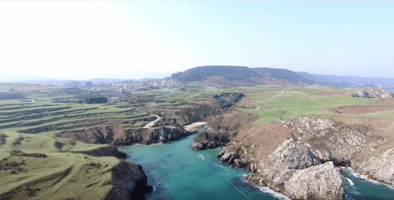 Playa de Berellín (Cantabria)