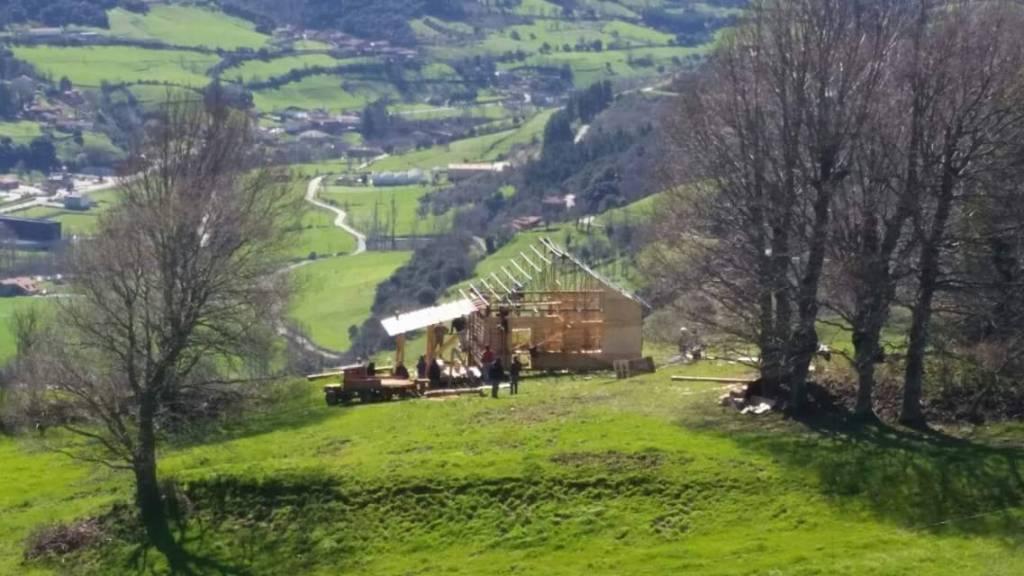 La futura casa de Heidi en Mogrovejo vía Grupo Ifomo