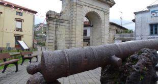 Arco de Carlos III y Cañón de La Cavada