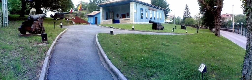 Museo de la Real Fábrica de Artillería de La Cavada