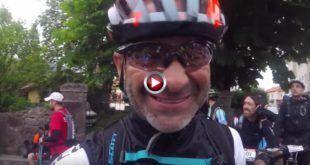 Antonio Lobato en los 10000 del Soplao