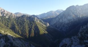 Desfiladero de la Hermida Cantabria
