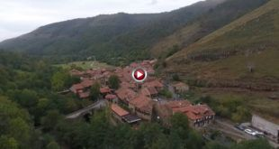 Video Bárcena Mayor (Cantabria) Pueblo Bonito