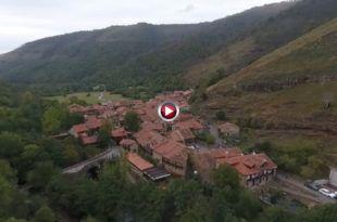 Video Bárcena Mayor (Cantabria) Pueblo Bonito