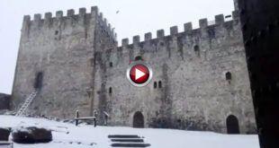 Video - No es Invernalia, es el Castillo de Argüeso