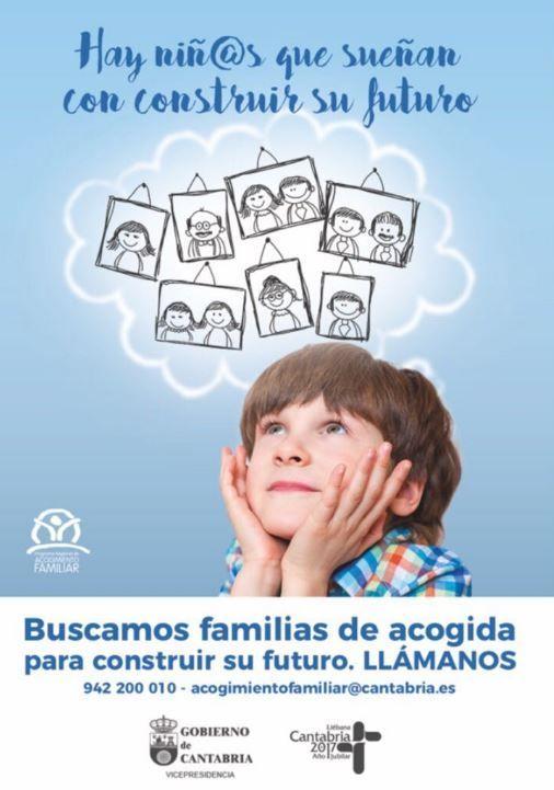 Familias de acogida en Cantabria