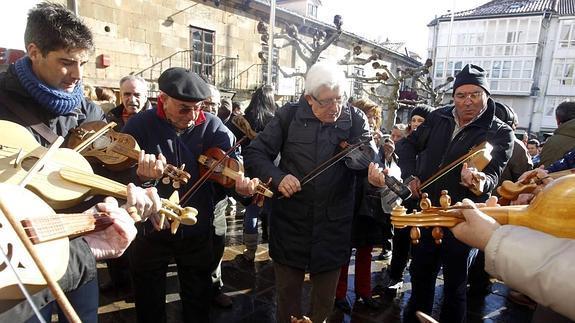 Fiesta de San Sebastián en Reinosa (Cantabria)