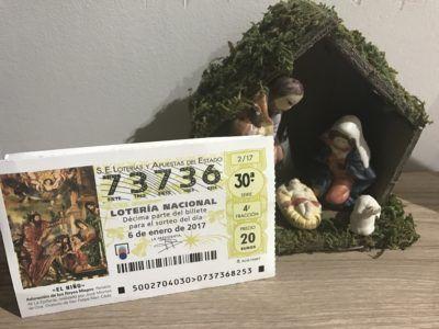 SORTEO DEL NIÑO SINCIO 942