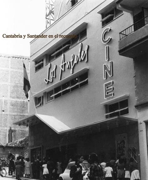 Cine Los Ángeles (1957)- El cine más barato de España