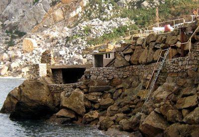 Espigón y muelle Puerto Calderón