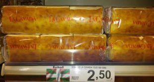 """Sobaos """"Vascos"""" - Supermercados Simply"""
