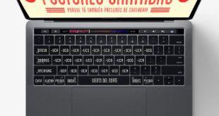 Teclado del ordenador Cántabro