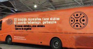 Autobús Naranja de Cantabria