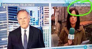 Telecinco - Potes (Asturias)