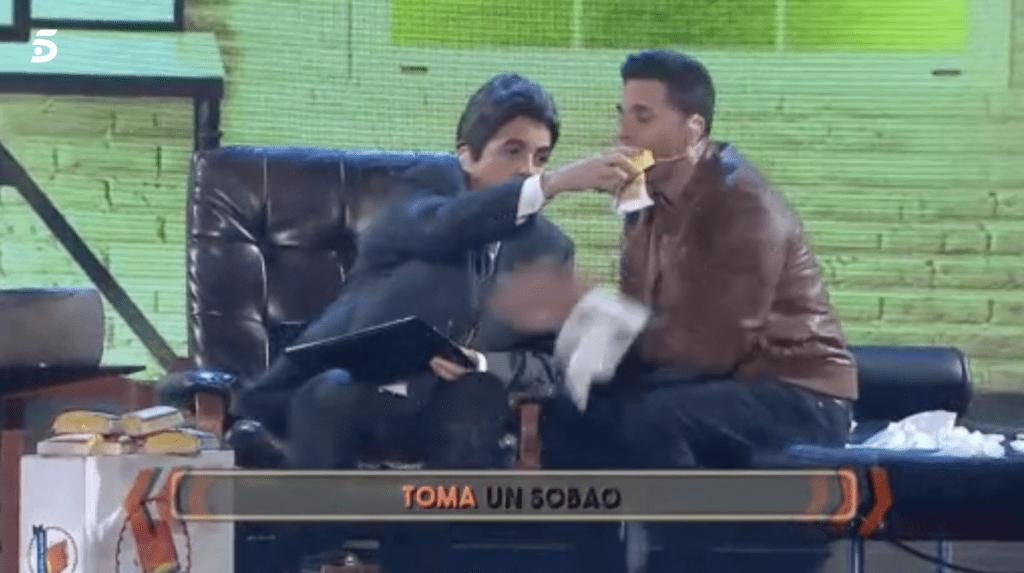Me lo cantas: Miguel Ángel Revilla y David Bustamante